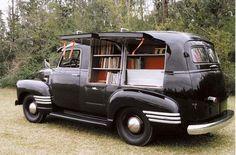 Bookmobile (Love this!)