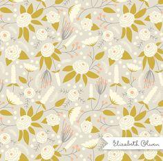 New Patterns from Elizabeth Olwen