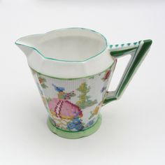Royal Albert Lady Gay Creamer and Sugar Set
