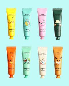 Korean beauty brand Tony Moly has released a Pokémon skincare line | Fashion Journal