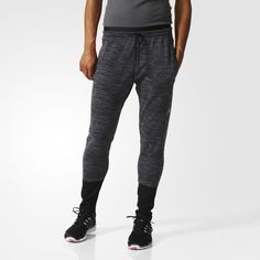 Pantalón Standard 19 Slim Cuffed - Dark Grey Mel.