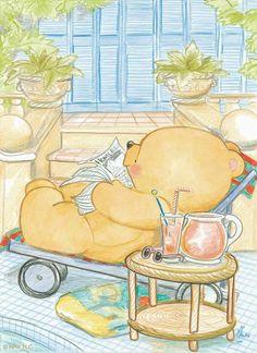 Florynda del Sol ღ☀¨✿ ¸.ღ Anche gli Orsetti hanno un'anima…♥ Teddy Bear Cartoon, Teddy Bears, Teddy Bear Pictures, Bear Pics, Friend Cartoon, Bear Character, Hello Kitty Plush, Baby Posters, Blue Nose Friends