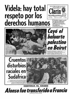 Beirut, Cuba, Tapas, History, News, Cover, Vintage Magazines, Military Dictatorship, Journaling