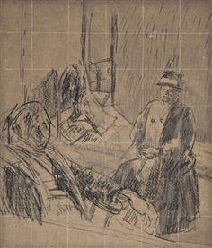 That Boy of Mine Will Ruin Me By Walter Richard Sickert ,Circa  1912