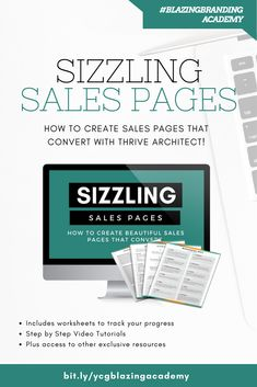 Learn How to Create a Sales page that CONVERTS with Wordpress