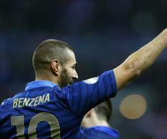 Karim Benzema llega a la Selección de Francia mientras pasa un gran momento con el Real Madrid.