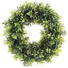 Pure Garden in. Artificial Opal Basil Leaf - The Home Depot Pure Garden in. Artificial Opal Basil Leaf Wreath Always wanted to discover ways to knit, but unsure where to start. Succulent Wreath, Boxwood Wreath, Hydrangea Wreath, Door Wreaths, Grapevine Wreath, Olive Wreath, Magnolia Leaves, Faux Succulents, The Fresh