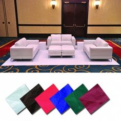 Modern Lounge Furniture Package - Event Source - Could use the package but break up the furniture - Cost on website $1,560.00