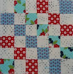 the splendid Sampler  Checkerboard von Pat Sloan  Block 12 / 100