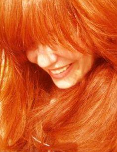 orange.quenalbertini: Orange hair, coquita