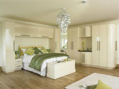 ##cream gloss #wardrobes #decor #design #furniture #interior #living #bedroom #style #stylish #colours