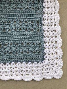 I was looking for this crochet edgings design Crochet Shawl Diagram, Crochet Blanket Edging, Crochet Edging Patterns, Baby Afghan Crochet, Crochet Quilt, Bead Crochet, Crochet Stitches, Stitch Patterns, Crochet Edgings