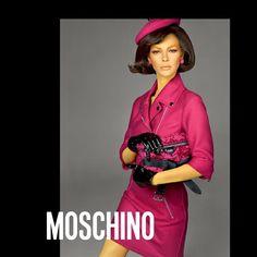 Moschino launches fall-winter 2018 campaign with Vittoria Ceretti