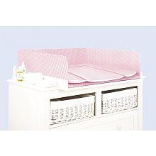 Pinolino - Absturzsicherung für Wickelkommoden Gabriel, rosa