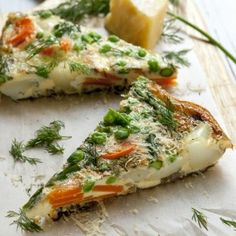 The Best Vegetarian Protein Sources Potato Frittata, Frittata Recipes, Asparagus Frittata, Vegetable Frittata, Vegetable Pizza, Easy Summer Meals, Summer Recipes, Best Vegetarian Protein Sources, Toaster Oven Cooking