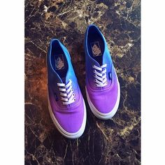 Ombré Vans Love these so much just never wear them. In brand new condition! Worn once. Vans Shoes Sneakers