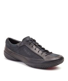 Black Cason Suede Shoe - Men by TSUBO on  zulily today! Suede Shoes 7bf97b5126e4