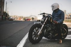 Freedom on Two Wheels : Photo