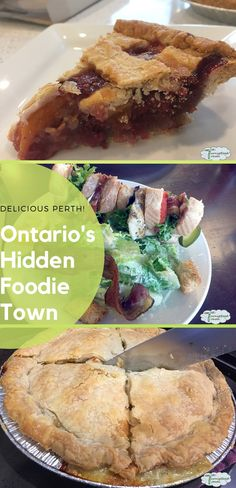Discovering Perth, Ontario, Restaurants, Where Pie Is Perfection Ontario Travel, Toronto Travel, Travel Ideas, Travel Photos, Travel Inspiration, Travel Tips, Pie Shop, Canadian Travel, Good Foods To Eat