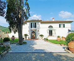 Villa FIorentina | Luxury Villa On Florence Hills