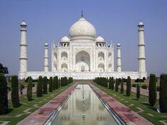 Taj Mahal (Taj Mahal), India
