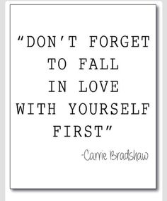 #Selflove