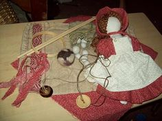 Pioneer toys - TOYS, DOLLS AND PLAYTHINGS - I joined the Little House on the Prairie swap and got carried away on making pioneer toys. Pioneer Trek, Pioneer Day, Jesus Crafts, Miracles Of Jesus, Day Camp, Wizards, Handmade Toys, Primitives, Social Studies