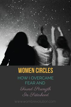Discover how Women's Circles provide a safe space for you to be who you are. Read about how to find a circle or create your own!