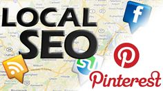 Local SEO Page 1 Takeover - Pinterest Optimization