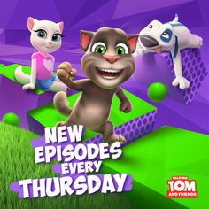 What's your favorite episode so far? #TalkingFriends xo, Talking Angela #TalkingAngela #MyTalkingAngela #LittleKitties #episode #Youtube #favorite #TalkingFriends #TalkingTom #TalkingHank #TalkingGinger #TalkingBen