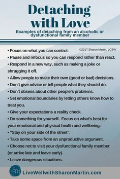 Codependency and the Art of Detaching From Dysfunctional Family Members Examples of detaching with love. If you're in a codependent relationship, learning to detach with love helps you regain peace and decrease worry and guilt. Strong Relationship, Healthy Relationships, Relationship Advice, Toxic Relationships, Healthy Relationship Tips, Trauma, Just Keep Walking, Codependency Recovery, Codependency Quotes