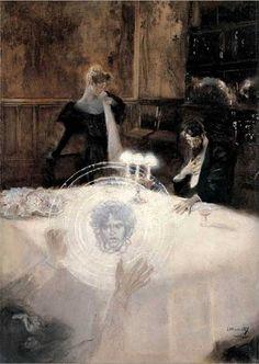 """Serafino Macchiati - """"Spiritism"""""""