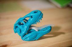 T-rex 3D printed Tape Dispenser, Birthday Gift, Valentine's Day, Jurassic Park, Dinosaur Tape Dispenser, Tyrannosaurus Rex,Mens Gift
