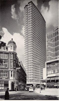 Centre Point, London, 1966