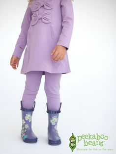 Peekaboo Beans: Fall 2012 Collection: Size 2 tunic and leggings Kid Closet, Size 2, Beans, Tunic, Leggings, Blouse, Fall, Kids, Collection