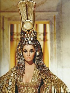 elizabeth taylor, cleopatra, 60'She really was so very beautiful!!!