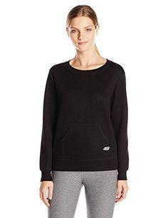 Skechers Active Women's Quilted Triangle Sweatshirt - http://www.darrenblogs.com/2016/11/skechers-active-womens-quilted-triangle-sweatshirt/