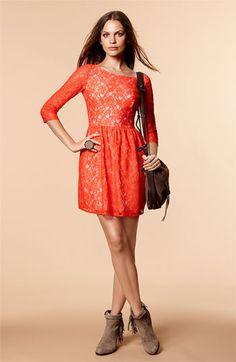 Lovely lace dess