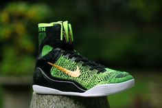 "Nike Kobe 9 Elite ""Restored"" (Detailed Pictures)"