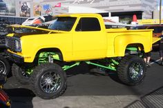 Trucks of SEMA 2015: Here Are More Rigs That Range From Bro-Dozers To Ant Hill Scraping Street Machines
