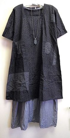 The Silas (black) Isabella Dress is wonderful with the Tribecca check Sid Pants, but I also love it worn long and soft with the jasper dot Anya Slip.....