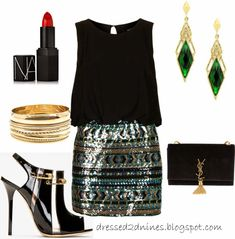 Dressed: What to Wear - Dinner and Casino In Vegas