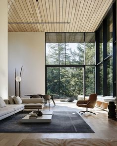 Outstanding space! 😍 The Northern California Residence is designed by Greg Faulkner Architects and is located in #Orinda #California //…
