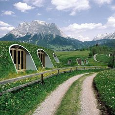 The Real-Life Hobbit Houses Every Lord of the Rings Fan MUST See