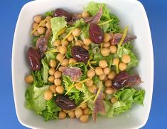 Insalata di ceci rinfrescante - Tutte le ricette dalla A alla Z - Cucina Naturale - Ricette, Menu, Diete