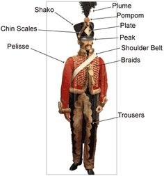 10+ Hussar dolman ideas | hussar, military uniform, military