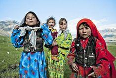 Photographer Varial Cédric Houin trekked along the Wakhan Corridor, Afghanistan to experie...