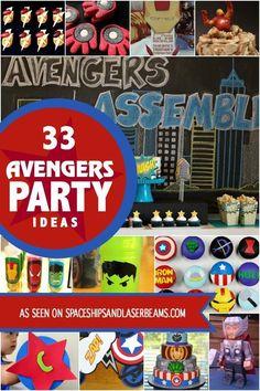 avengers-birthday-party-ideas