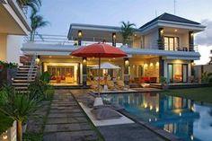gaya-rumah-bali-modern-dua-lantai | Info Bisnis Properti