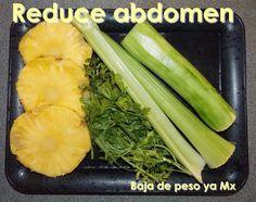 Hoy quiero compartirles un jugo muy efectivo para reducir el abdomen. Cuando iniciamos o estamos en un plan para bajar de peso, hacemos ejercicio, mejoramos nue